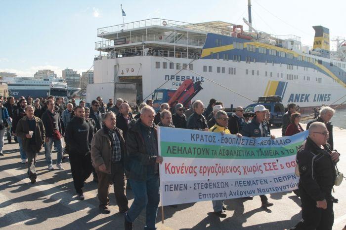 In Griechenland beginnt ein Monat der Proteste