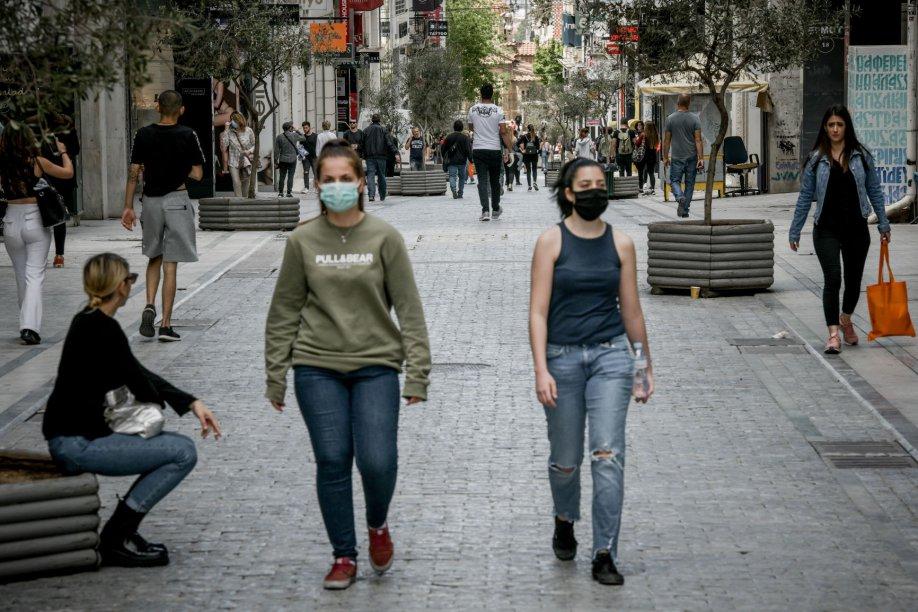 Corona Fälle In Griechenland