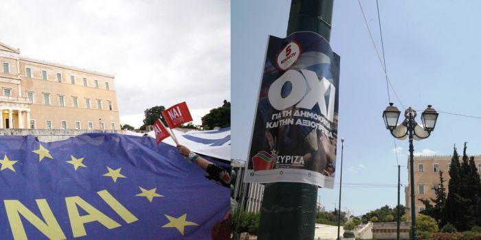 Das manipulierte Referendum