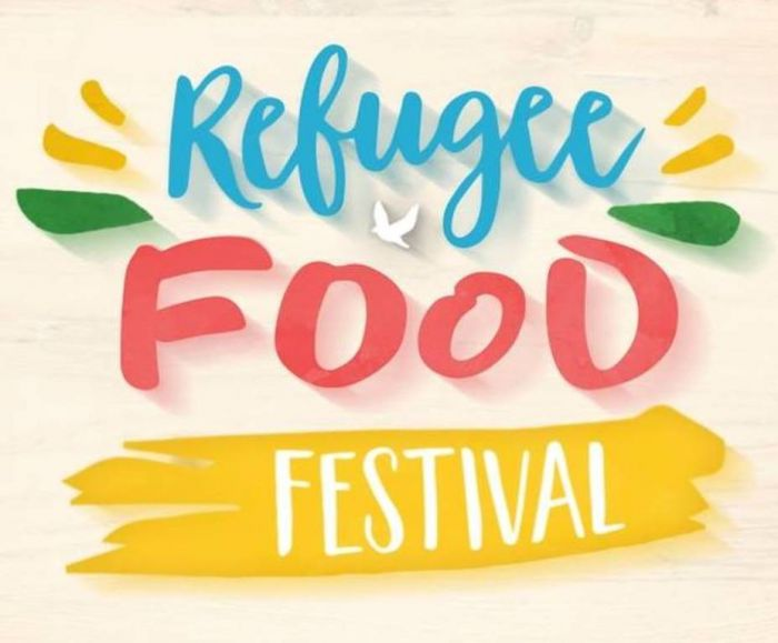 Refugee-Food-Festival: internationale Gaumenfreuden
