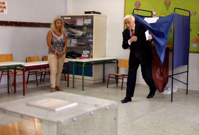 Wahlen in Griechenland: Linkspartei SYRIZA wieder stärkste Kraft