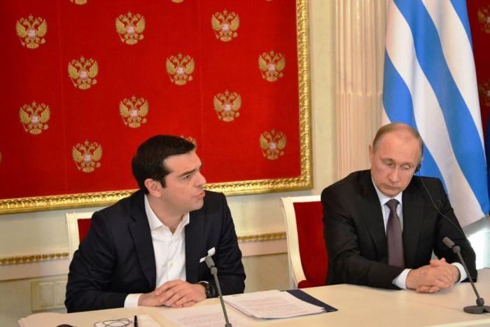 Erdgas-Deal soll Griechenland und Russland näher bringen
