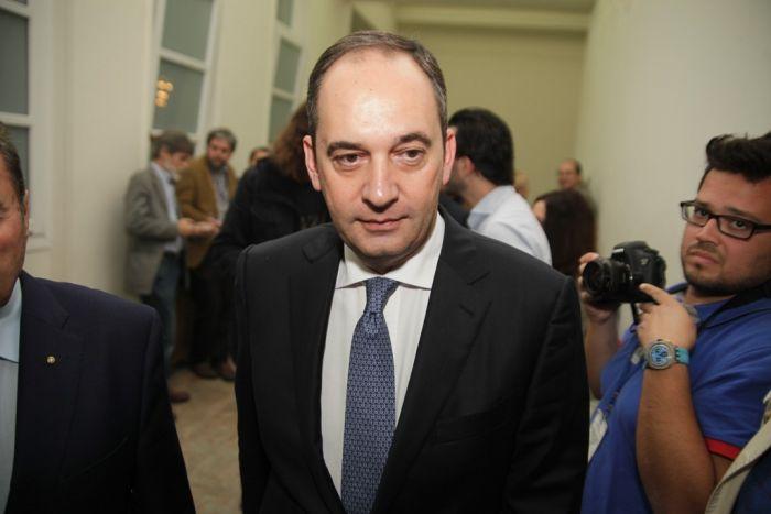 Gereizte Stimmung bei Griechenlands Konservativen