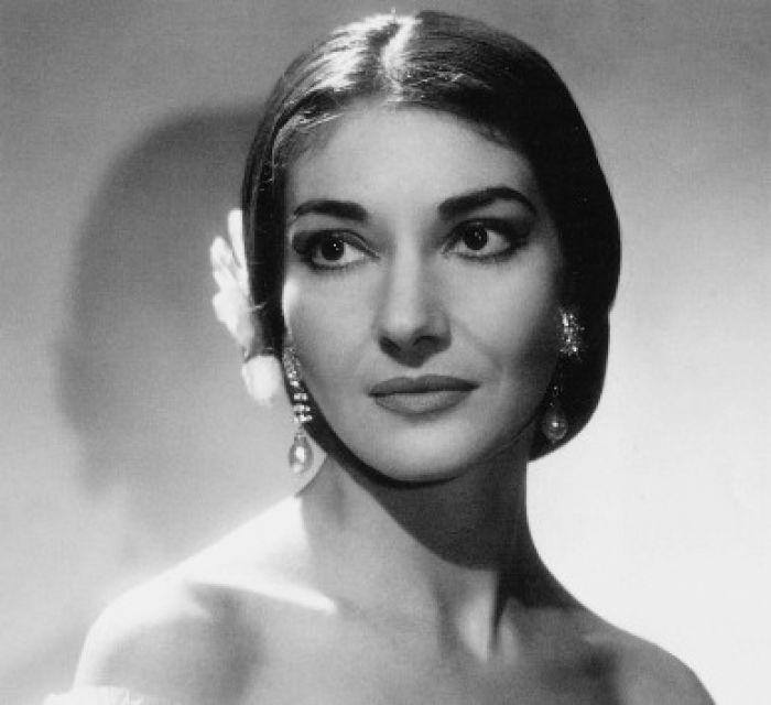 Maria callas die griechische g ttin griechenland net - Callas casta diva ...