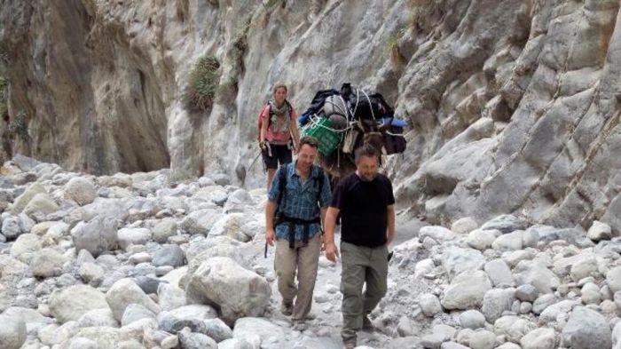 TV-Tipp: Wanderlust! Durch Kretas Schluchten