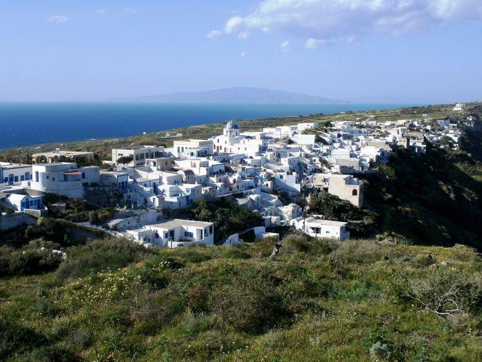 Thirasia –  Eine Insel zum Abschalten und Runterkommen