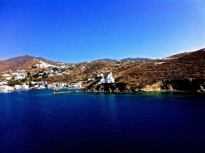 Die Sonne regiert Griechenland