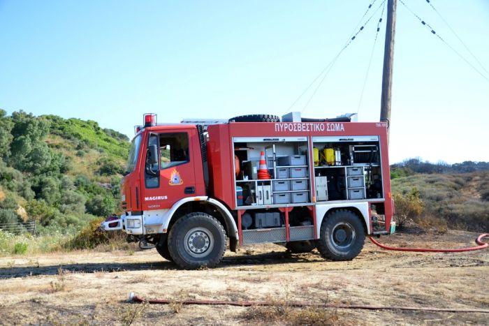 Waldbrand in Lakonien auf der Peloponnes: Dörfer und Feriencamp evakuiert