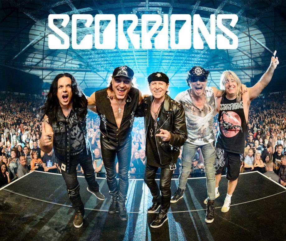 Die Scorpions