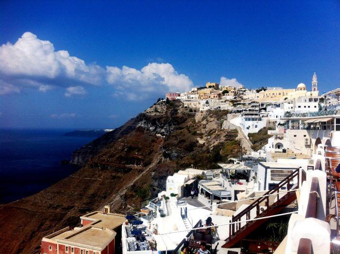 Das Wetter in Griechenland: Strahlend blauer Himmel über ganz Hellas