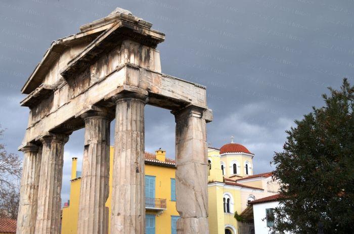 Das Wetter in Griechenland: Wettersturz in ganz Hellas