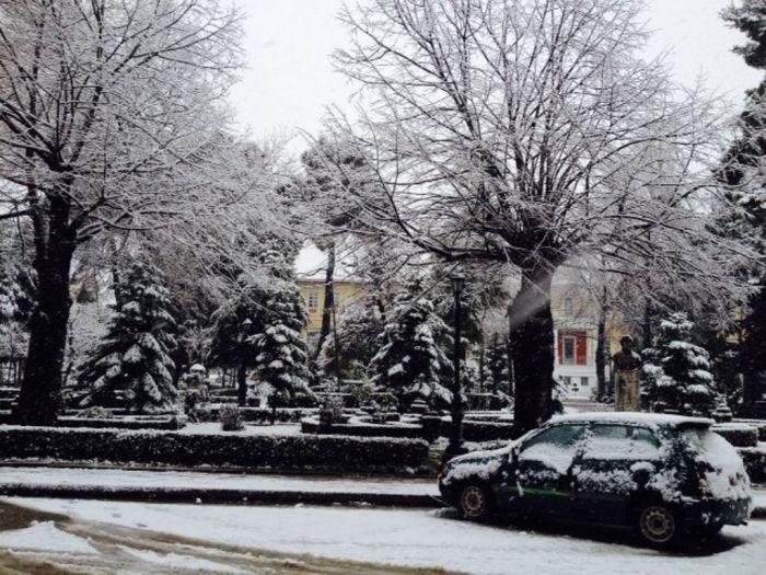 Griechenland wappnet sich gegen Kältewelle - Weißes Neujahr erwartet