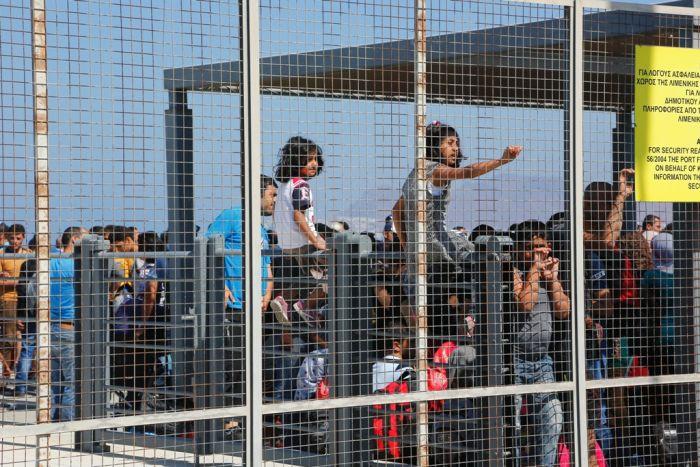 Flüchtlingskrise: Insel Kos beklagt massiven Einbruch bei Tourismus