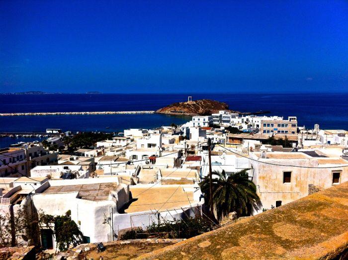 Die Sonne grüßt aus Griechenland