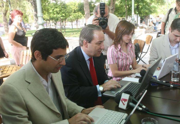 Internetmissbrauch in Griechenland besonders hoch